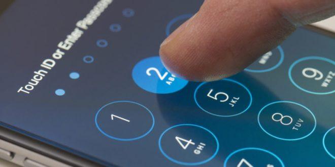 فتح قفل الايفون