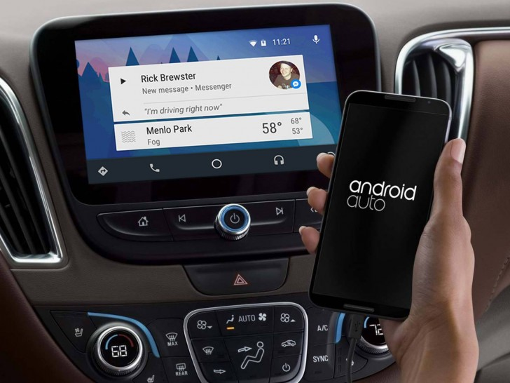 Android-Auto-Facebook-Messenger