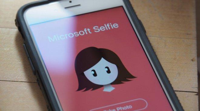 تطبيق مايكروسوفت سيلفي متاح الآن على أندرويد