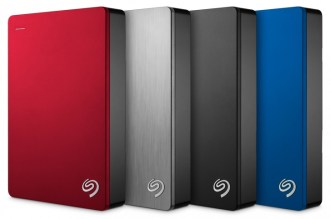 Seagate launches world's largest capacity 5TB portable hard drive