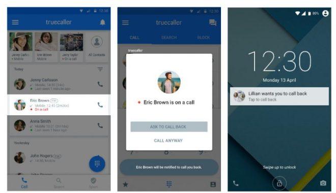 تحديث تروكولر على اندرويد مع تصميم جديد ودعم إجراء مكالمات مباشرة