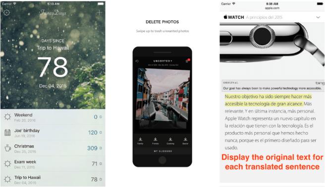 3 تطبيقات iOS متاحة مجّانًا لفترة محدودة