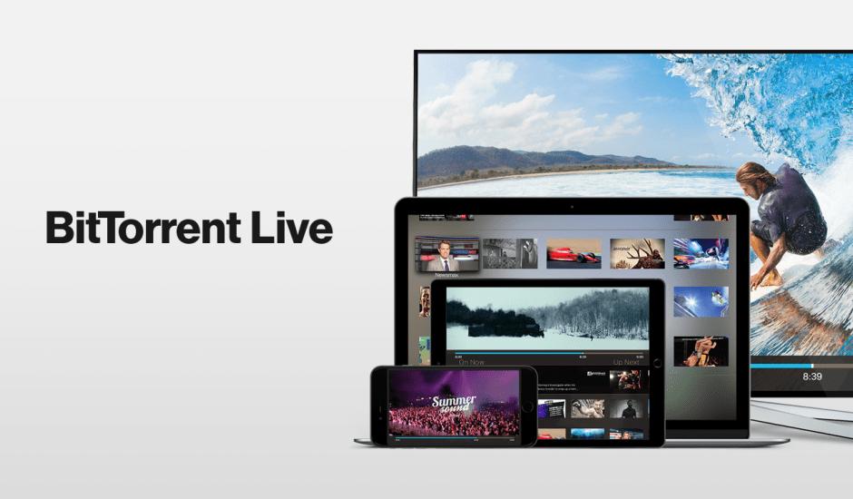 تطبيق BitTorrent Live متاح الآن على متجر قوقل بلاي
