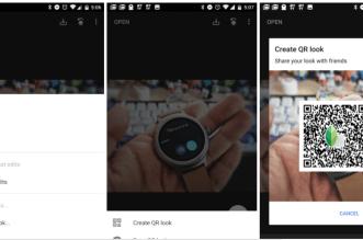 تحديث تطبيق Snapseed يدعم حفظ ومشاركة التعديلات