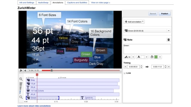YouTube to discontinue video annotations