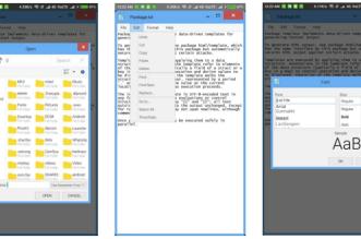 تطبيق Real Notepad لجلب مفكرة ويندوز على هاتفك الأندرويد