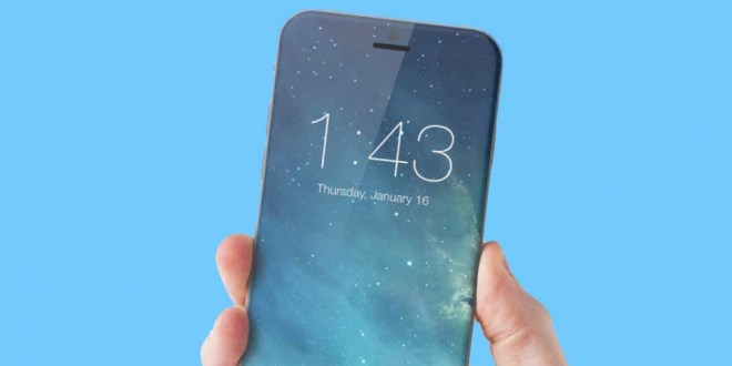 iphone8 concept