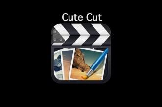 محرر الفيديو Cute CUT الآن متاح رسميًا على أندرويد