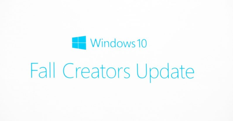 10 Fall Creators Update