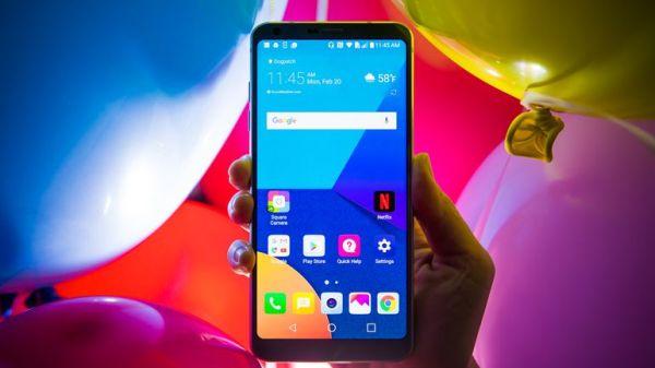 إل جي تخطط لتقديم موعد إطلاق هاتفي LG V30 و G7