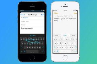 لوحة مفاتيح SwiftKey تدعم الآن التنبؤ بالرموز التعبيرية