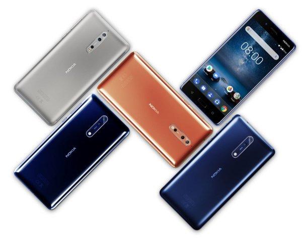 هاتف نوكيا 8 Nokia 8