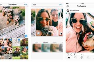 Instagram now lets you post landscape and portrait photo albums