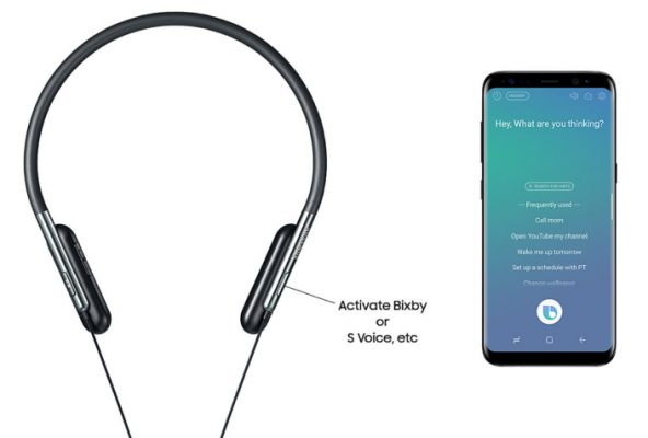 Samsung Unveils U Flex Headset with Bixby Support