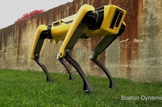 Boston Dynamics روبوت