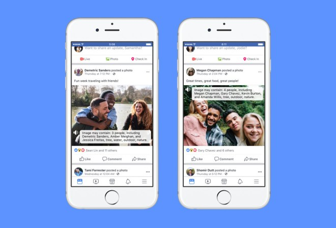 Facebook's facial recognition now looks for you in photos you're not tagged in