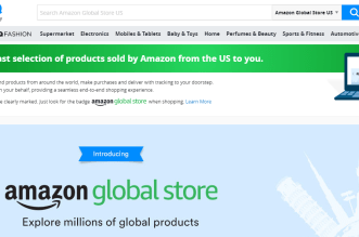 Amazon Global Store comes to UAE