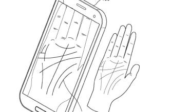 samsung palm