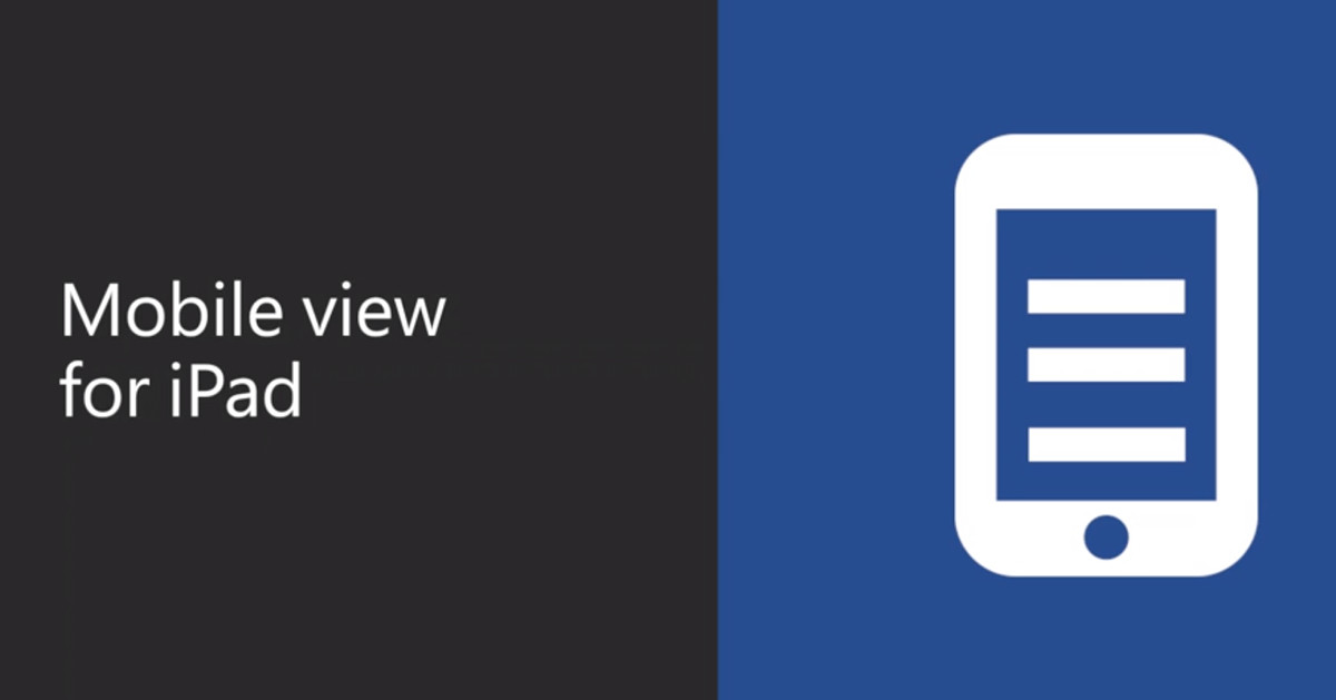 تحديث تطبيقات أوفيس على iOS تأتي بوضع الهاتف وأكثر