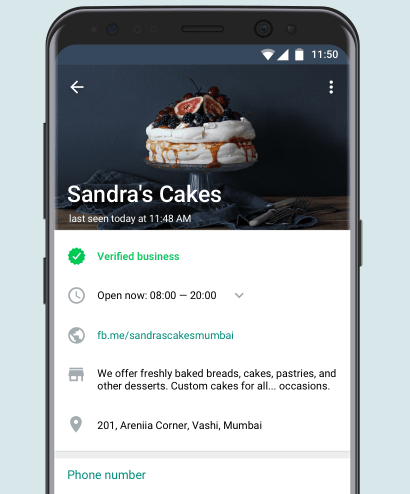 واتساب تطلق رسمياً نسخة خاصة للشركات WhatsApp Busines