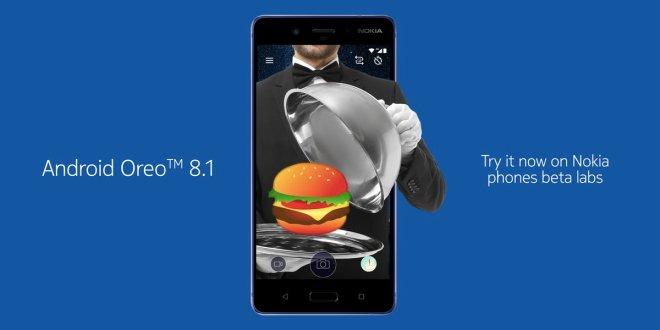 نوكيا بدأت بإختبار تحديث اندرويد 8.1 لهاتف Nokia 8
