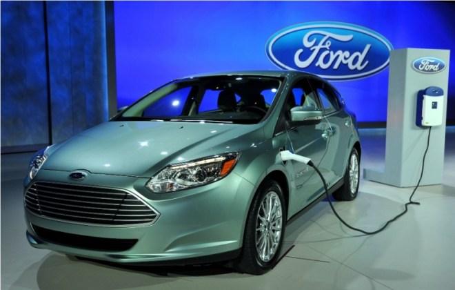 فورد تعتزم إطلاق 40 سيارة كهربائية أو هجينة خلال 4 سنوات