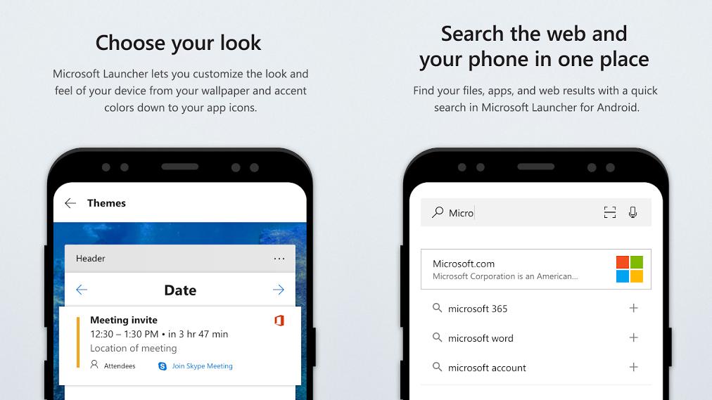 مايكروسوفت لانشر يدعم الآن إنشاء اختصارات أوريو وتحجيم الأيقونات