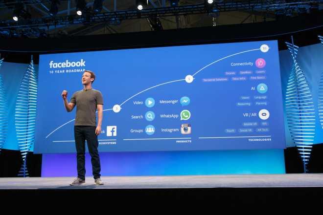 من 2016 إلى 2017، كيف تغيّرت قاعدة مُستخدمي خدمات وتطبيقات فيسبوك