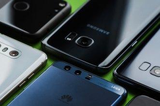 مبيعات الهواتف الذكية