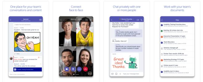 تطبيقMicrosoft Teams يدعم مشاركة الدردشة مع الأعضاء الجدد