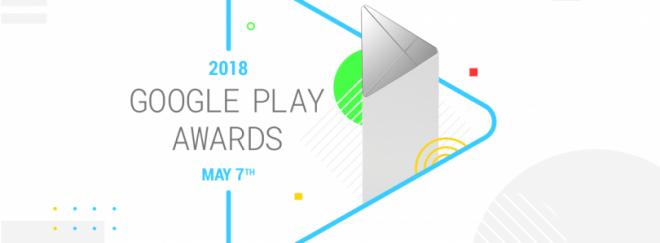قائمة من 45 تطبيق ولعبة أندرويد مرشحة لجائزة Google Play Award 2018