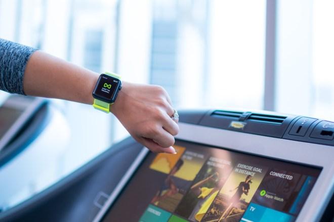 قدوم تقنية GymKit الخاصة بالأجهزة الرياضية وساعة آبل إلى الإمارات