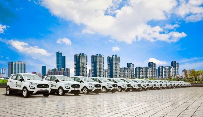 إطلاق خدمة Udrive لتأجير المركبات في أبو ظبي بما يشمل السيارات الكهربائية
