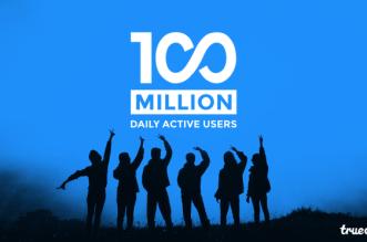 100 مليون مُستخدم نشط يوميًا لخدمةTruecaller