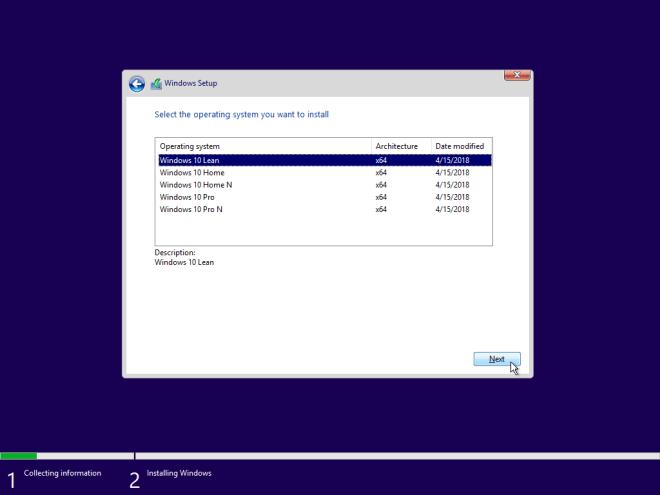 مايكروسوفت تطور نسخة خفيفة الحجم من ويندوز 10