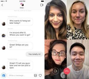 انستغرام يطلق مكالمات الفيديو ومزايا أخرى في القصص والاستكشاف
