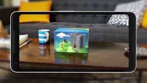 تطبيق الواقع المعزز ARCore يمنح أدوات تعاونية جديدة