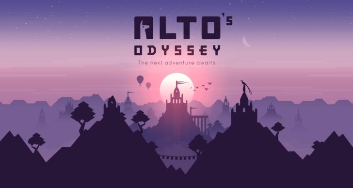 أخيرًا لعبةAlto's Odyssey متاحة الآن للطلب المُسبق في متجر قوقل بلاي