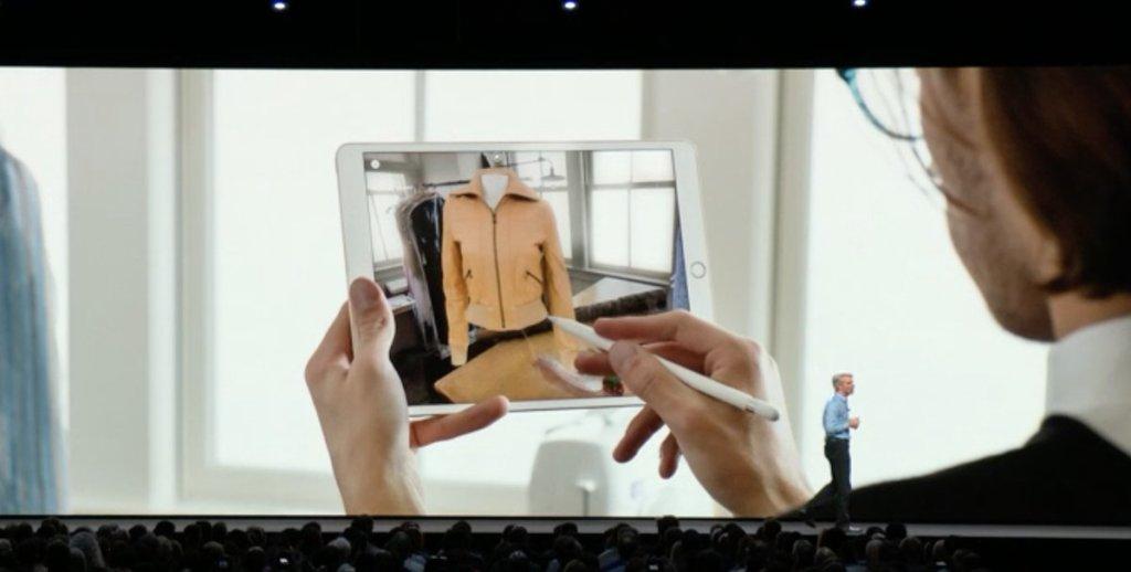 WWDC18 : إطلاق حزمة الواقع المعزز ARKit 2.0 بالشراكة مع أدوبي