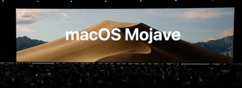 WWDC18 : الإعلان عن نظام ماك موهافي الذي يجلب معه تغيير كبير في متجر البرامج