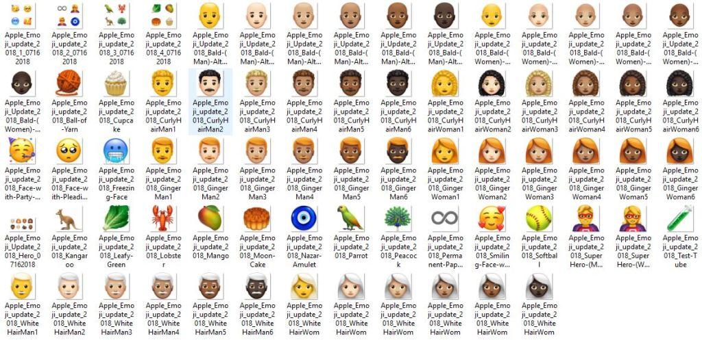 آبل تحتفي باليوم العالمي للرموز التعبيرية بإطلاق 70 رمز جديد