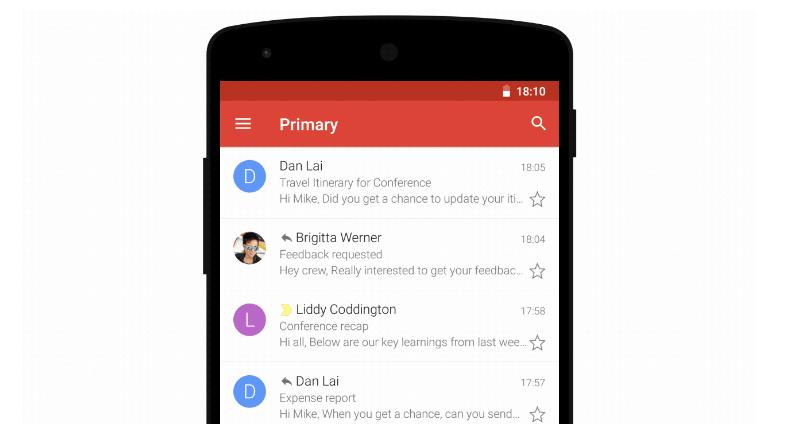 """قريبًا سَيُتاح لك إيقاف ميزة """"عرض المحادثة"""" في تطبيقGmail"""
