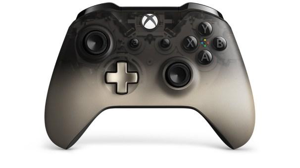 مايكروسوفت تكشف عن Phantom Black الإصدار الخاص الجديد ليد تحكم Xbox