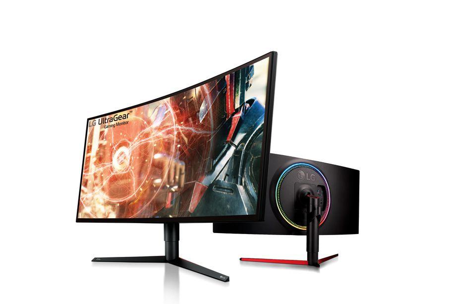 إل جي تعلن عن سلسلة شاشات UltraGear المخصصة لاستخدامات الألعاب