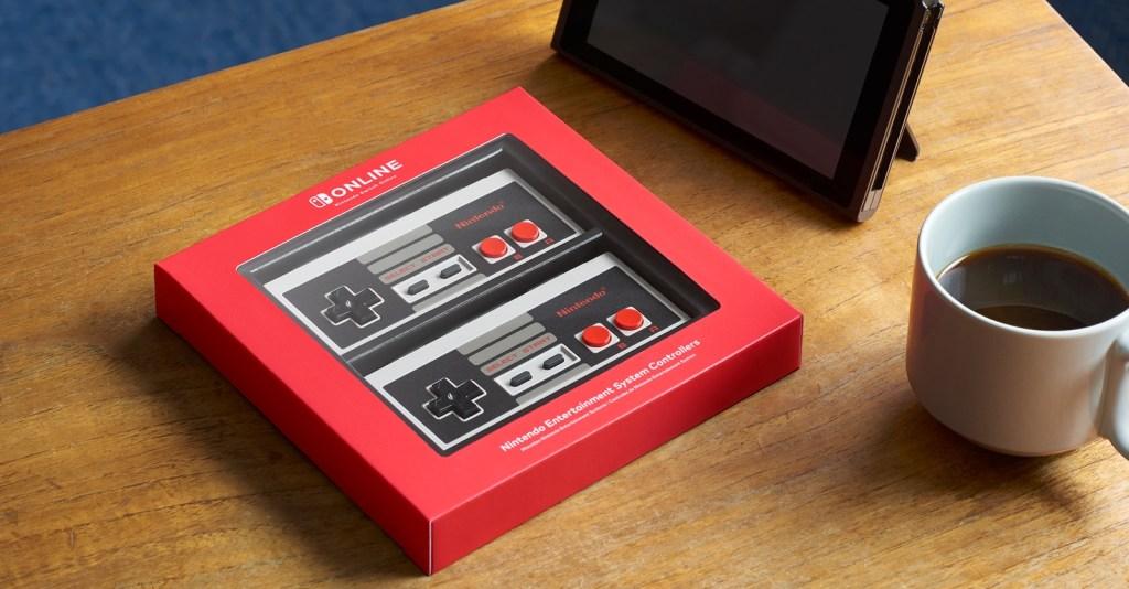 نينتندو تكشف عن وحدة تحكم لاسلكية لجهاز سويتش - Nintendo Switch