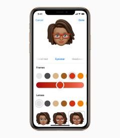 iOS12_iPhoneXs-Gold-MeMojiCustomization-09172018