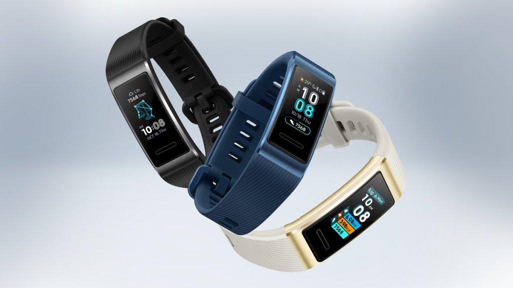 هواوي تكشف عن ساعة Watch GT بشاشة OLED وسوار Band 3 Pro
