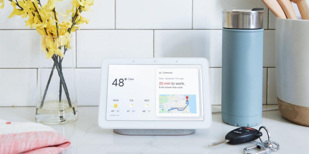 مؤتمر قوقل: إطلاق المساعد المنزلي Google Home Hub مع شاشة ومزايا أكثر ذكاء