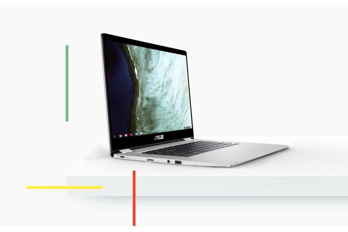 أسوس تعلن عن جهاز Chromebook من الفئة المتوسطة - Asus