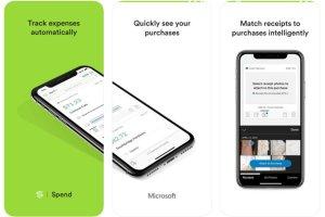 تطبيقSpend من مايكروسوفت لتتبّع نفقاتك المالية